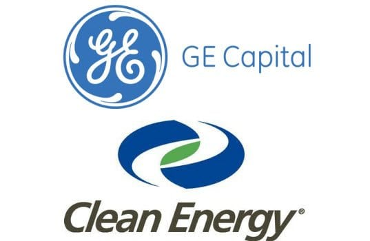 GE Capital, Clean Energy Form Alliance to Speed Adoption of Natural Gas in Trucking