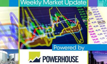 Weekly Energy Market Situation, May 22, 2017