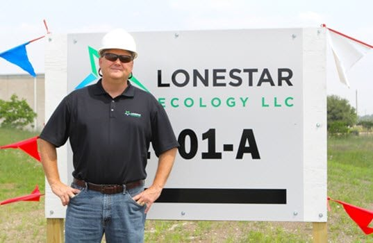 Even Off the Clock, Lonestar Ecology Employees Help the Environment