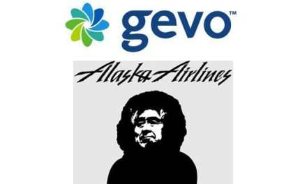 Alaska Airlines to be Gevo's Commercial Launch Partner for Renewable Alcohol-Based Jet Fuel
