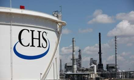 CHS Now Sole Owner of McPherson, Kan., Refinery