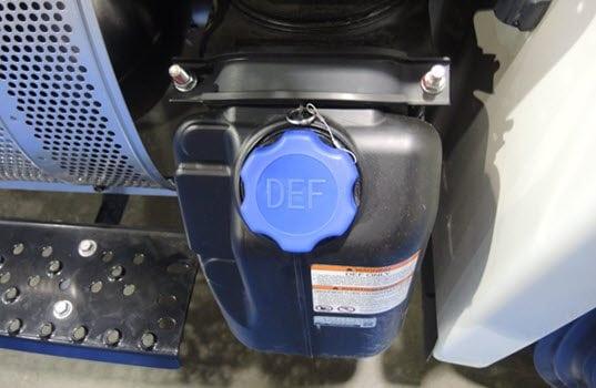 PEI Revises RP on DEF Storage, Dispensing