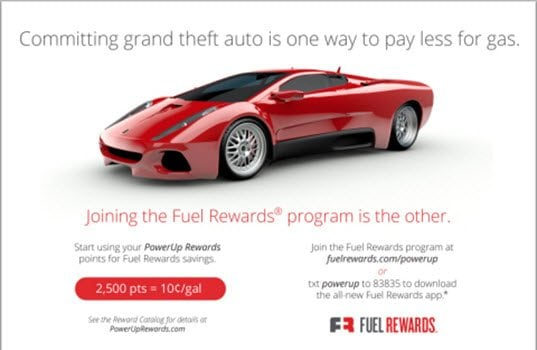 GameStop's PowerUp Rewards Members Can Save on Fuel Through the Fuel Rewards® Program