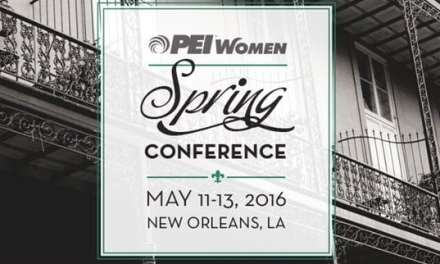 Keynote Speaker Announced for 2016 PEI Women Conference in New Orleans