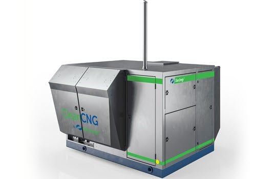 Clean Energy Introduces Advanced CleanCNG™ Compressor
