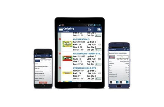McLane Rolls Out Robust Suite of Store-Level Management Applications For Mobile Devices