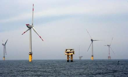 Off Shore Wind and the Environment