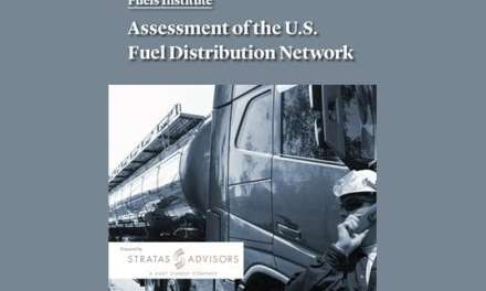 A Review of the Fuels Institute Report: Assessment of the U.S. Fuel Distribution Network
