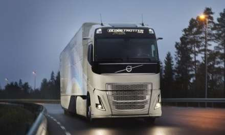 Volvo Trucks' Latest Concept Vehicle Tests a Hybrid Powertrain for Long-Haul Transport
