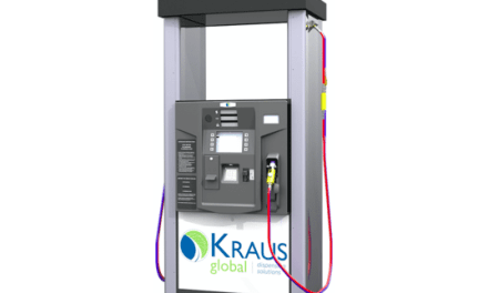 Kraus Global Introduces Optima™, the Next Generation of CNG Fueling Dispensers