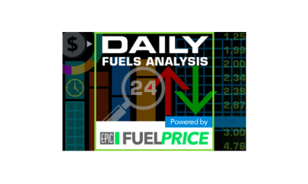 July 19, 2017: Oil Prices Ease from Yesterday's Highs, Awaiting EIA Data