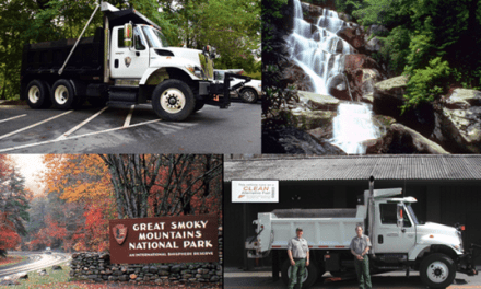 NBB: Biodiesel Helps Clear the Air in Most Visited National Park