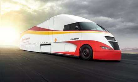 Shell and AirFlow Truck Company Announce Results From Cross-Country Run with Starship Initiative Truck