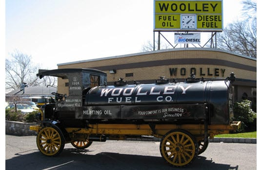 Woolley Fuel Commemorates 10 Years of Biodiesel Service