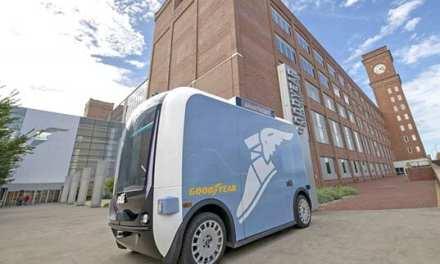 Goodyear, Local Motors Join Forces on Autonomous Shuttles