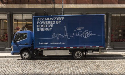 Penske Truck Leasing Adds to Electric Fleet with FUSO eCanter Electric Work Trucks
