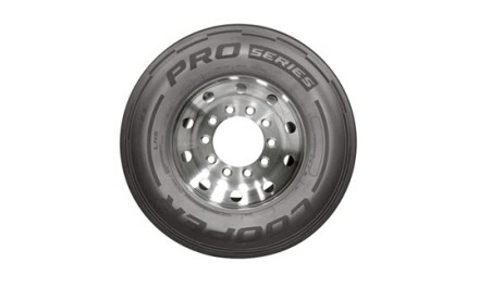 Cooper Tire Launches PRO Series™ LHS Steer Tire