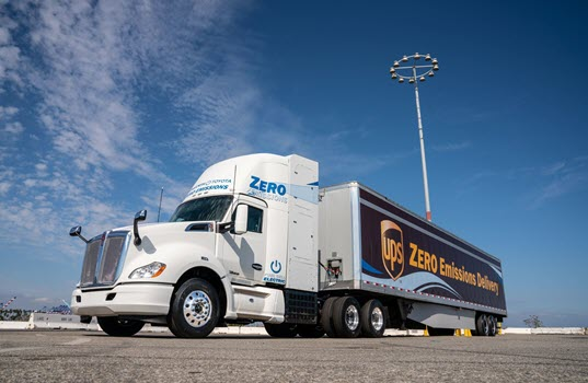 The Future of Zero-Emission Trucking Moves Forward