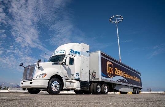The Future of Zero-Emission Trucking Moves Forward