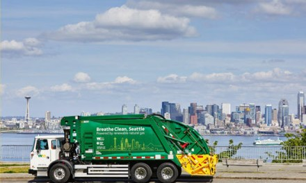 Breathe Clean, Seattle: Cleanest Fleet Yet Now Rolling in Emerald City
