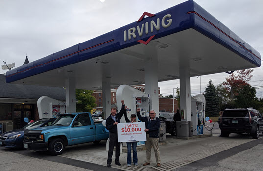 Irving Oil Summer Campaign Drives Engagement