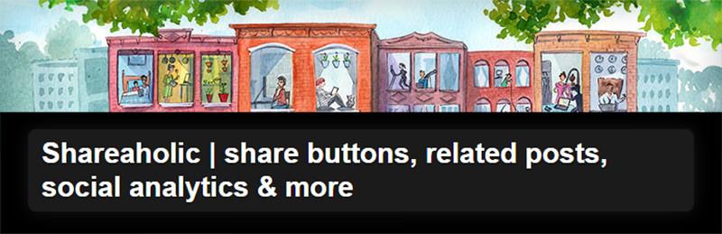 7 Best WordPress Plugins to Show Social Sharing Widgets in