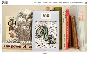 Roche Rouge WordPress Theme