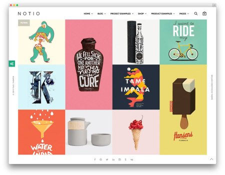 Beautiful WordPress Portfolio Themes for Beautiful Portfolios WordPress Theme