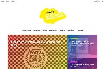 Wabbaly WordPress Theme
