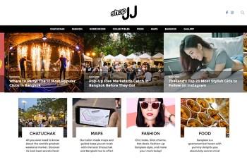 ShopJJ WordPress Theme
