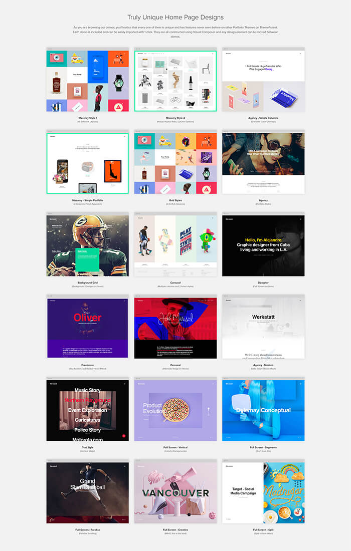 Werkstatt: Our New WordPress Portfolio Theme