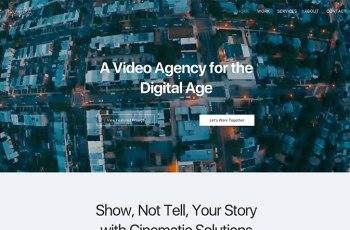 Neeba Agency WordPress Theme