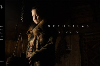 Neturalab Studio WordPress Theme