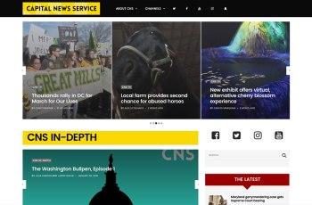 CNS Maryland WordPress Theme