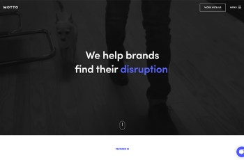 Motto Agency WordPress Theme