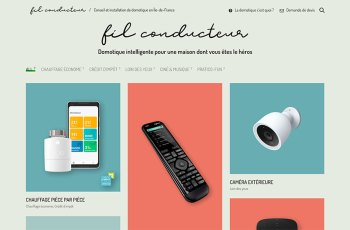 Fil Conducteur WordPress Theme