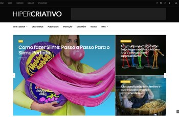 HiperCriativo WordPress Theme