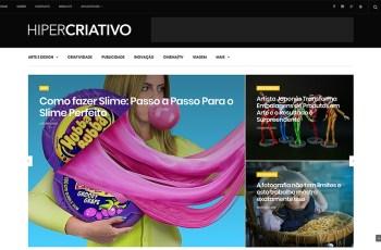 HiperCriativo WordPress Theme