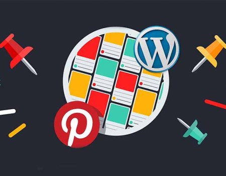 WordPress and Pinterest – Working Together WordPress Theme