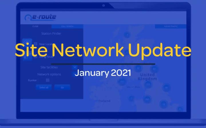 Site Network Update