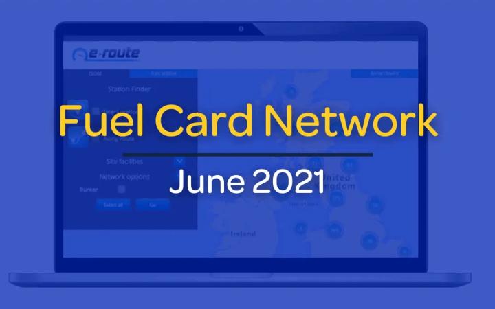 Fuel Card Network Update June
