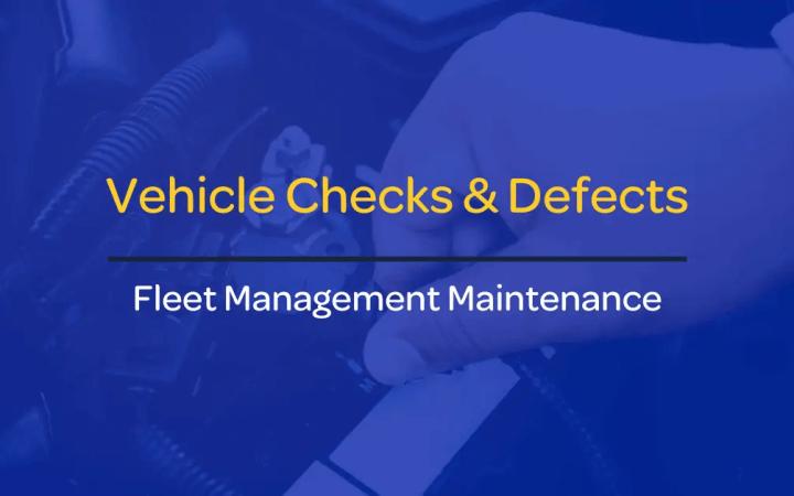 vehicle checks