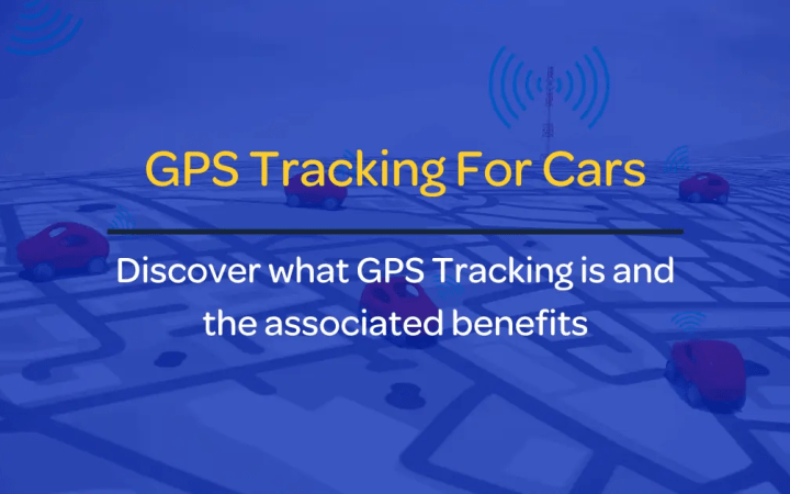GPS Tracking For Cars