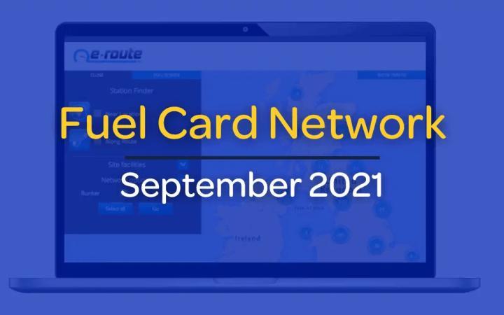 September Site Network Update