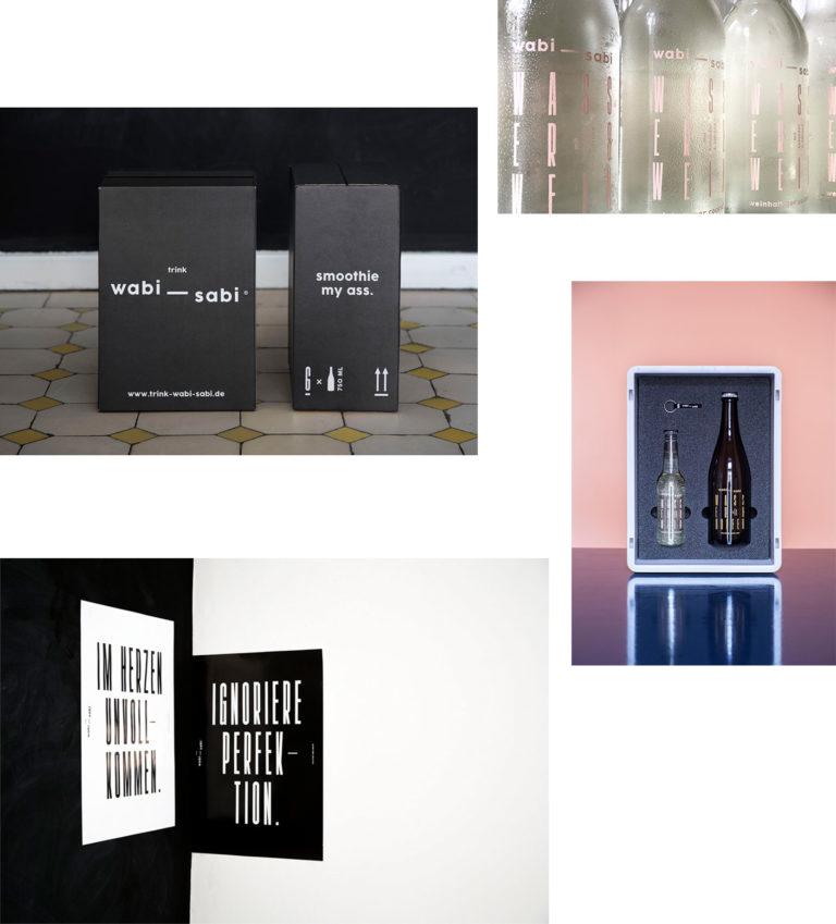 wabi–sabi – Marken- und Produktlaunch – Fuenfwerken Design AG