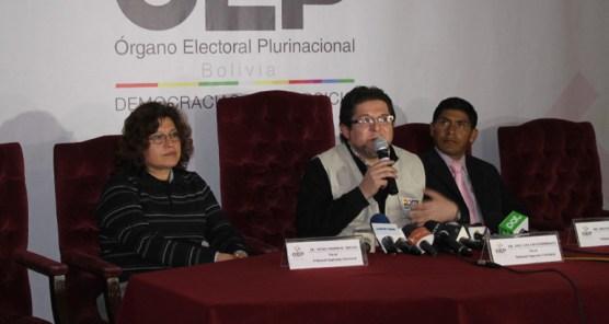 Vocal, José Luis Exeni explica los alcances de Fuente Directa