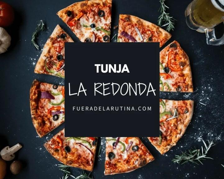La redonda tunja