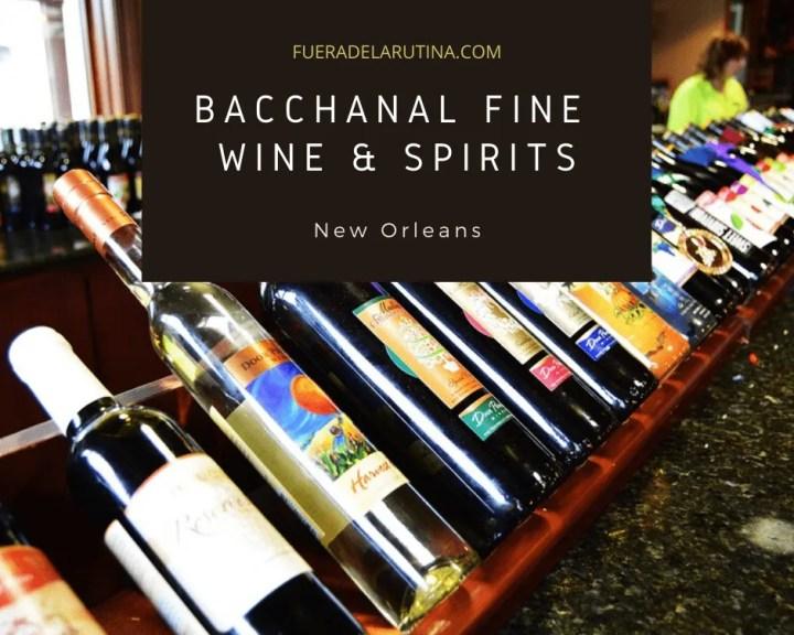 Bacchanal Fine Wine & Spirits