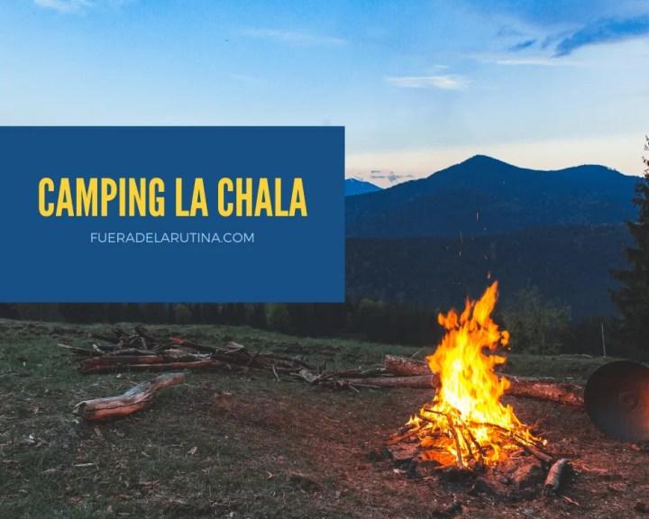 Camping la chala