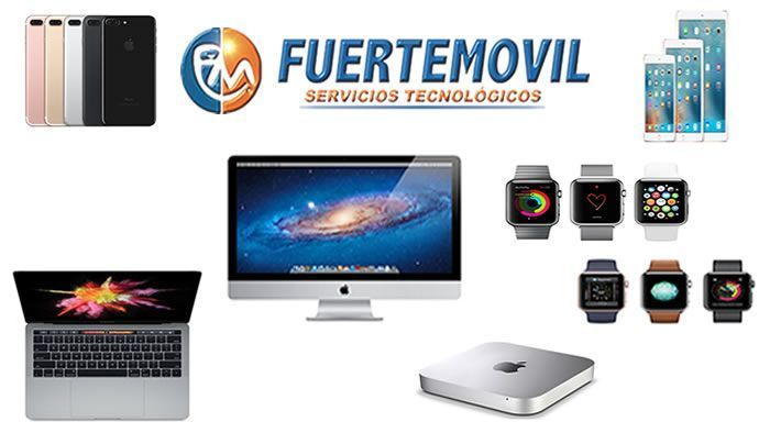 Servcio Tecnico productos Apple